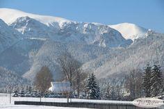 1 kwietnia 2013r. wiosna (?) w Tatrach