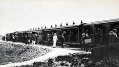 The Milnerton Train in the Early 1900s by HiltonT, via Flickr