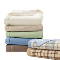Comfort Classics Micro Fleece Sheet Set, Green