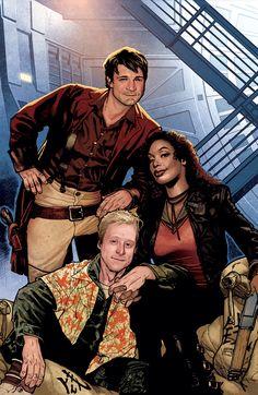 MTV Geek – 10 TV to Comics Adaptations