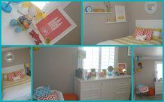 Little Girl, Toddler Room