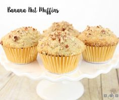 This recipe yields a light, flavorful and perfectly moist muffin with a beautiful domed muffin top. This will become your go-to muffin recipe!