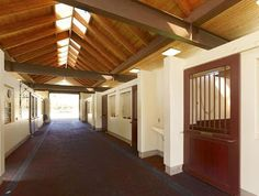 Stone Canyon Ranch...one of the finest horse ranches in the country.  Check out the living quarters for the horses.