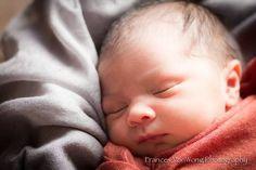 Newborn photography. Frances VonWong Photography
