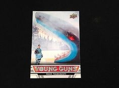 cool Sam Tageson Rookie Hockey Card SAM-1 San Jose Sharks 2013-14 UD Young Guns - For Sale View more at http://shipperscentral.com/wp/product/sam-tageson-rookie-hockey-card-sam-1-san-jose-sharks-2013-14-ud-young-guns-for-sale/