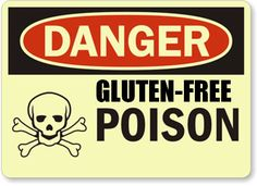 """Find out why the """"Healthy"""" gluten-free foods are toxic, contributing to inflammation and leaky gut in Celiac Disease. Also, learn what to eat instead."""
