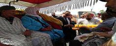 مراكش :  جمعيات تفرح أشخاصا في أوضاع هشة
