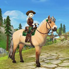 [New] The 10 Best Outfit Ideas Today (with Pictures) - Druidstyle and westernstyle play so we'll into each other. Check out the star stable database for info on where to buy the items! Outfit Hypebeast Clothing an Funny Dog Memes, Funny Dogs, Things To Do Tomorrow, Star Stable Online, Star Stable Horses, Horse Riding Gear, Fjord Horse, Horse Games, Cute Horses