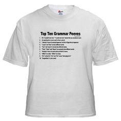 @ Jenny Lively-Humble - Grammar shirt