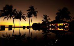 Idílicos atardeceres en #Maldivas, Hotel Zitahli Kuda-Funafaru! #VoyagePriveES #Islas #Paraiso