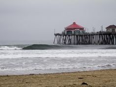 AMERICAN PRO SURFING SERIES in HUNTINGTON BEACH, CALIFORNIA