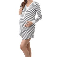 Online Fashion Shop Shop women fashion accessories and clothes Maternity Pajamas, Maternity Wear, Black Stripes, Women Accessories, Dresses For Work, How To Wear, Baby Room, Clothes, Oven