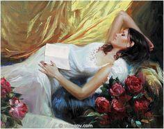 """Lying With a Book"" by Vladimir Volegov"
