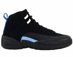 buy popular 08fd7 7dbae Cheap Discount Air Jordan 12 (XII) Retro Black White-University Blue Your  Best Choice