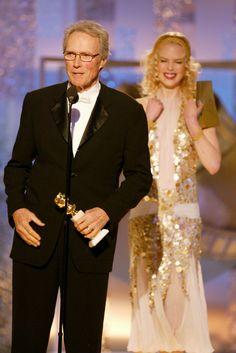 Clint Eastwood Photos - 61st Annual Golden Globes Awards - Show - Zimbio
