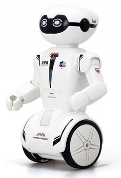 Introduce your little maker to robotics with this Silverlit MacroBot Robot.