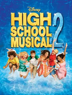 High School Musical 2 is important to me because I live on a lake, so we would play the scene where Sharpay falls in the pool over, and over switching the roles of each person.