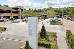 Marshalls: Paving, kerbs and furniture revitalise business park 1 of 4