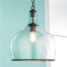 Glass Pendant Lights - Shades of Light