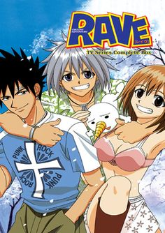 Rave Master best show ever