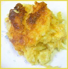 BIZZY BAKES: Cheesy Potato Kugel
