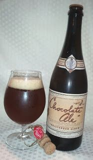 Beers By Russ: Boulevard Chocolate Ale