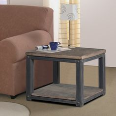 Heritage End Table | Overstock.com Shopping - Great Deals on Coffee, Sofa & End Tables