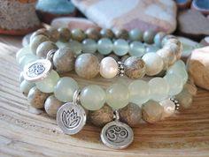 Merkaba Warrior Jewellery: Yoga Jewelry - Spiritual Mala Bracelets ...