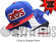 a7a56f54250 Cleveland Cavaliers New Era Hats. New Era FittedRoyal ...