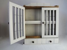 Wooden Cabinets, Sell On Etsy, Display Case, China Cabinet, Locker Storage, Vintage Outfits, Shops, Table, Shopping