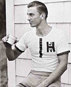1bohemian:  Franklin D. Roosevelt Jr. at Harvard University