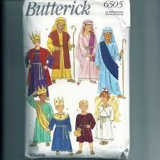butterick children costume patterns - Google Search