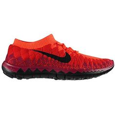hot sale online 93aa4 d1360 Nike Free 30 Flyknit Womens Running Shoes 718420008 Black Hot LavaBright  MangoHyper Turquoise 11 US