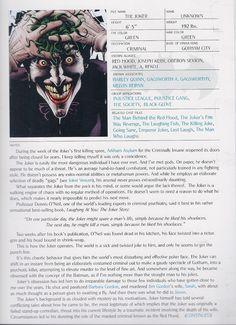 the joker files - Google Search