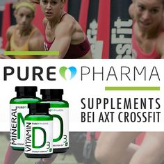 Being huge Pure Pharma fans ourselves, we thought you might like to give these superclean and supergood supplements a try, too. Come and get the purest fish oil, vitamin and magnesium+minerals mix at our box! Crossfit, Fish Oil, Minerals, Vitamins, Pure Products, Thoughts, Vitamin D, Mineral, Cross Fitness