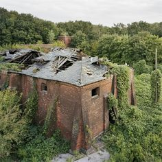 Eerie Photos of North Brother Island, the Last Unknown Place in New York City