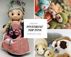 Cute Crochet Patterns Pinterest Best
