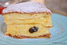 Romanian Desserts, No Cook Desserts, Eat Dessert First, Vanilla Cake, Donuts, Sweet Treats, Cheesecake, Food And Drink, Sweets