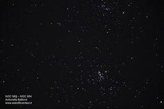 NGC 889 e NGC 884, 29 gennaio 2015 - Canon1200D, a fuoco diretto su Celeston CPC800.