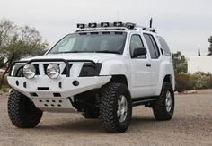 2005 Nissan Xterra White - Artic Edition!! Ugh my god this xterra is gorgeous
