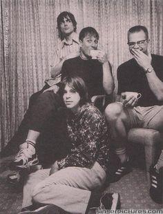 Awwww Weezer back in the day...
