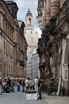 Wonderful Dresden http://www.travelandtransitions.com/destinations/destination-advice/