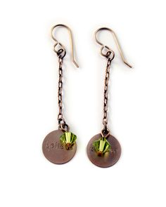 Go Green Earrings Kit