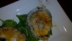 Oysters. Rustic House.