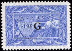 Canada #O27, VF, MNH