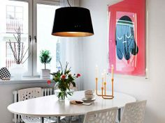 Cozy Dining Room Decor