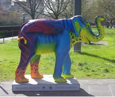 Elephantasy - part of the Mali in the City exhibition