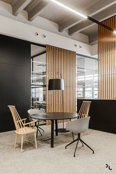 View the full picture gallery of Ondatel Office Interior Design, Office Interiors, Corporate Office Decor, Corporate Offices, Hallway Flooring, Office Lounge, Toilet Design, Workplace Design, Architecture Office