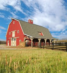 Sand Creek Post and Beam- Great Plains Gambrel Style. Ways to spiff up the barn