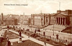 Liverpool, William Brown Street